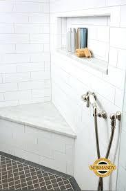 niche shower read more like this bathroom remodeling niche shower shower  niche accent a shower niche