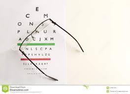 Eyes Test Stock Photo Image Of Chart Astigmatism