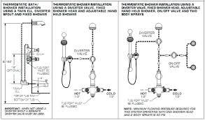 shower diverter valve shower valve diagram by change cartridge shower diverter valve