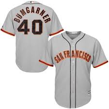 2015 San Francisco Giants Jersey