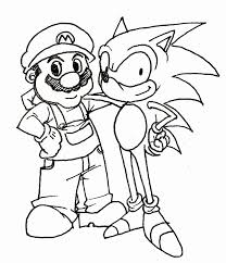 Small Picture Sonic Coloring Pages Online For Free Kids Coloring