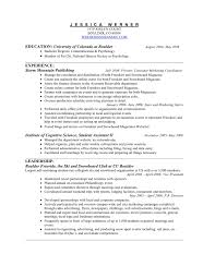 resume activities and interests resume template activities and interests resume