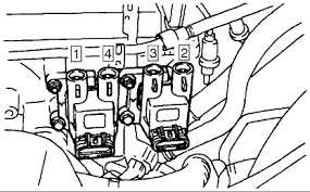 what is the firing order on a 1998 toyota carolla a 1 6 engine graphic