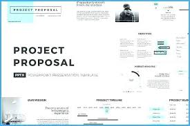 Project Presentation Template Free Download