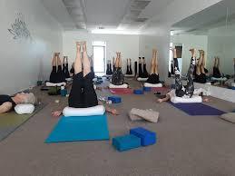 palm springs yoga