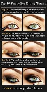 eye smokey eye makeup tutorials