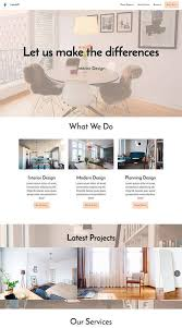 Interior Design Template Free Amp Themes And Templates