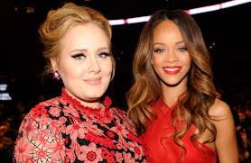 Adele Quotes About Rihanna In Times Most Influential People