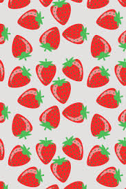 cute fruit wallpaper. Unique Wallpaper Strawberry Wallpaper And Background Image To Cute Fruit Wallpaper T