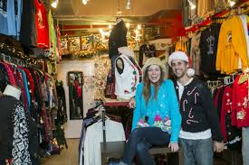 Ugly Christmas sweater season, when grandma's trash is a nation's treasure  - The Washington Post