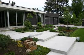 Small Picture Minimalist Large Modern Garden Designs designinspiration
