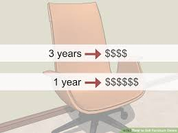 How to Sell Furniture line with wikiHow