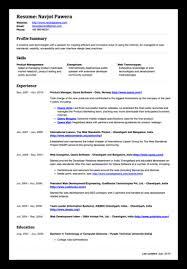 Navjot Pawera Semantic Html Writing A Resume Cv Navjot Pawera