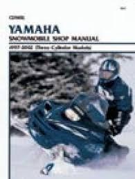 1978 1981 yamaha enticer et250 snowmobile service manual repair clymer yamaha snowmobile 1997 2002 shop manual 3 cylinder models