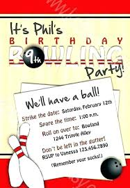 bowling invitation templates bowling invitations template party and laser tag free jmphoto