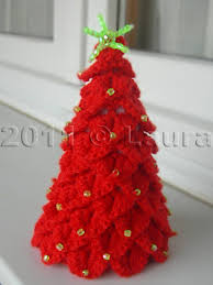 Free Crochet Christmas Tree Patterns Magnificent The Sweetest Crochet Christmas Ornaments Patterns The WHOot