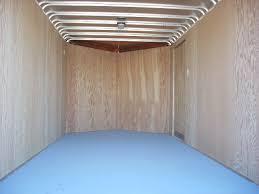 carmate 8 5 x 24 enclosed car trailer less exterior