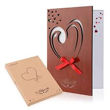 Valentinsday Card Amazon Com Unomor Valentines Day Cards Valentines Gifts Love Card
