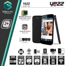 CelluCenter Nicaragua - YEZZ ANDY A5 ...