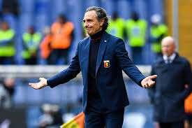Prandelli non è più l'allenatore del Genoa, rescisso il contratto -  Gazzetta del Sud