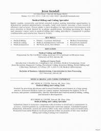 Training Specialist Resume Medical Coding And Billing Specialist Jobscription For