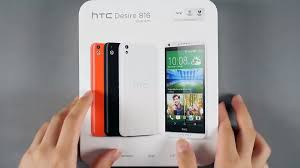 HTC Desire 816 Dual SIM Unboxing ( Open ...