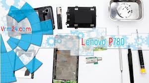 🔬 Tech review of Lenovo P780