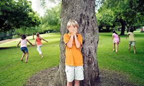 ¿buscas juegos populares y tradicionales para niños? Juego Del Escondite Juegos Tradicionales Para Ninos