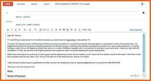 Email Sample Sending Resume Resume Sending Email Sample New How To