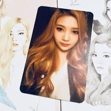 Red Velvet Ice Cream Cake Joy Official Photocard Selling Depop
