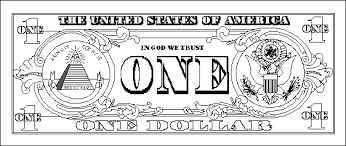 Money Coloring Pages For Print Money Coloring Pages