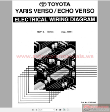 toyota yaris wiring diagram toyota wiring diagrams toyota yaris echo verso 1999 electrical wiring diagram description toyota yaris echo verso 1999 electrical wiring diagram toyota yaris wiring diagram