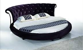 King side round bed (T1111F)