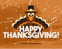 Thanksgiving Break 2020 | Nov 25, 2020