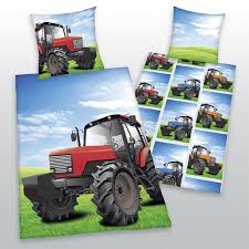 twin size tractor comforters bedding sets