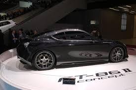 Toyota FT-86, Scion FR-S, Subaru BRZ