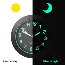 <b>Luminous Auto Gauge</b> Clock Car Quartz Clock for lada vesta granta ...