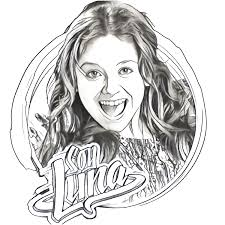 Coloring Pages Soy Luna Morning Kids