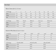 Columbia Size Chart Columbia Womens Size Chart Jpg