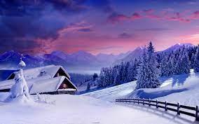 Beautiful Winter Desktop Wallpapers on ...
