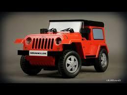 Автомобиль-<b>конструктор Cobi Jeep Wrangler</b> Bluetooth, IR купить ...