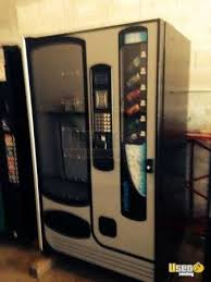 Usi Combo Vending Machine Mesmerizing USI 48 Combo Vending Machine Wittern Machine For Sale In Florida