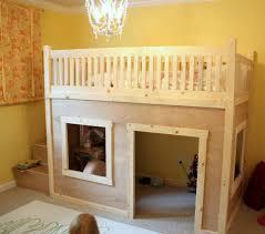 Building A Loft Bed Dollhouse Loft Bed Plans