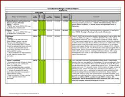 Project Management Report Templates Project Management Report Templates Tagua