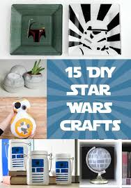 are you a star wars fan like we are these 15 diy star wars ideas