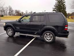 2006 ford explorer tires size 2006 ford explorer limited 4dr suv v8 in coplay pa countryside