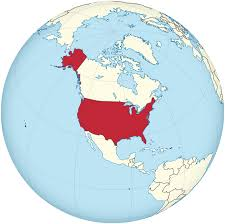 United States Map Of The World United States Map Globe Banner Freeuse Download Rr Collections