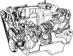 la chrysler small block v8 engines large image of a magnum 318