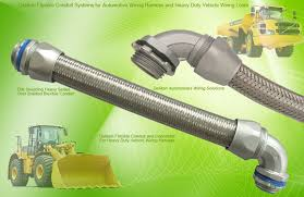 delikon flexible conduit systems for automotive wiring harness and heavy duty vehicle wiring loom delikon
