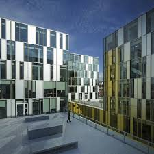 contemporary office building. Modern Office Building Sustainable Architecture Germany Contemporary